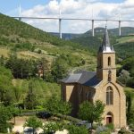 21st July 2018 - visit the world famous mega structure - Millau Viaduct